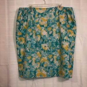 Talbots Skirts - Talbots Plus Size Skirt